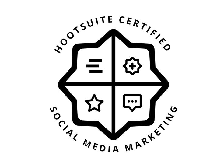 Hoot! Hoot! I am pleased to announce that I have just been awarded the Hootsuite Podium Social Media Marketing Professional Certification.