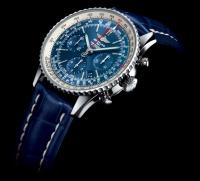 """Ultra-Lujosa Marca de Relojes Suizos """"Breitling"""", Celebra 60 Años del Navitimer Blue Sky Con Una Edición Especial"""