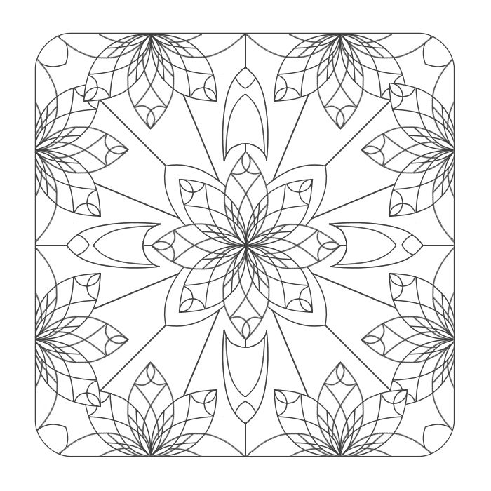 8829 best Mandalas images on Pinterest  Mandalas Drawings and