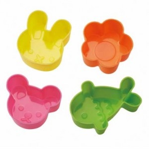Animal Silicone Food Cups