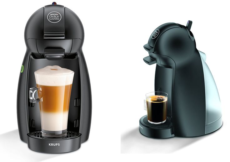 ¡Chollo! Cafetera Krups Dolce Gusto Piccolo por sólo 29,60 euros. 67% de descuento.