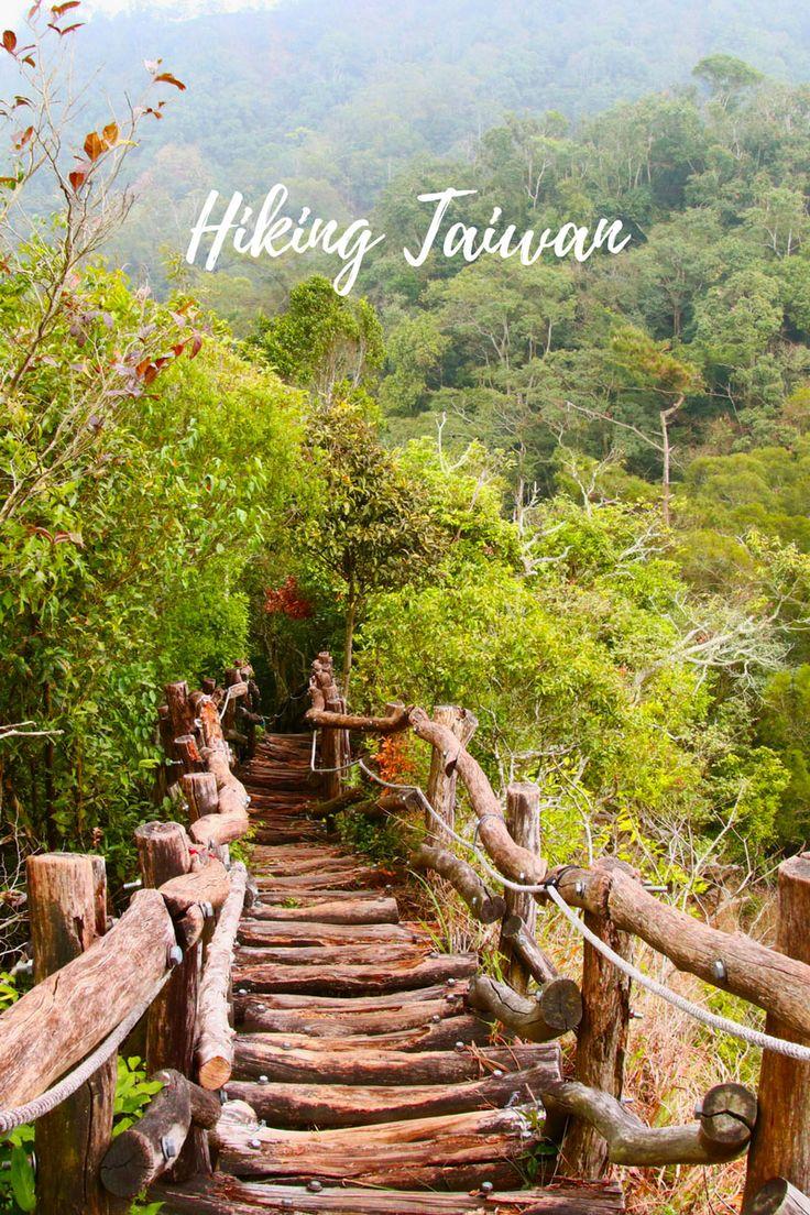 Die 15 atemberaubendsten Wanderwege in Taiwan.