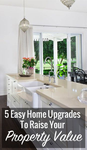 Best 25 easy home upgrades ideas on pinterest accent for What upgrades add value to your home