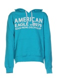 AMERICAN EAGLE (Sweat Bleu)