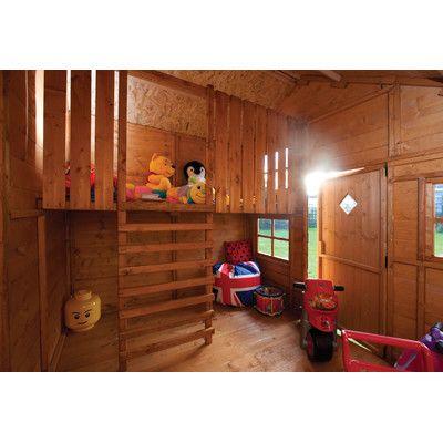 Rowlinson Swiss Cottage Playhouse