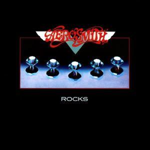 AEROSMITH...ROCKS.  It really rocks too!!!!