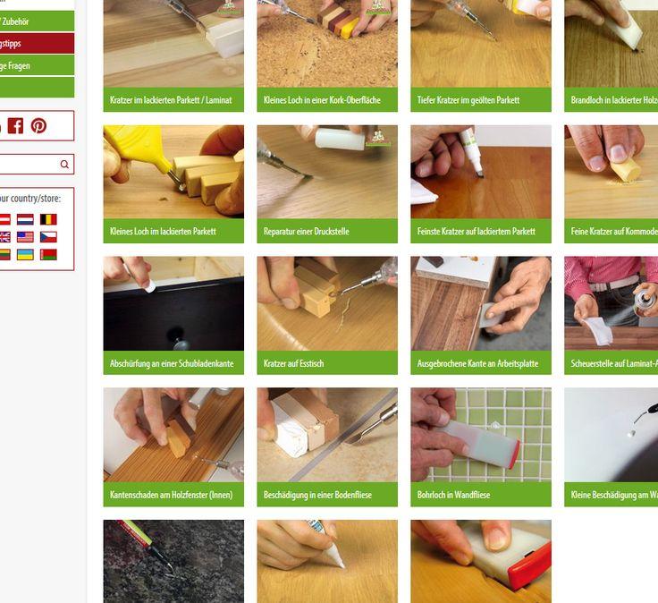Innovativ Die besten 20+ Laminat reparieren Ideen auf Pinterest | Kratzer  IT73