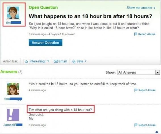 Best Yahoo Questions Images On Pinterest Hilarious Comedy - 50 ridiculous questions ever asked yahoo answers