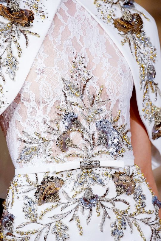 GEORGES HOBEIKA Couture Fall Winter/Fall 2016