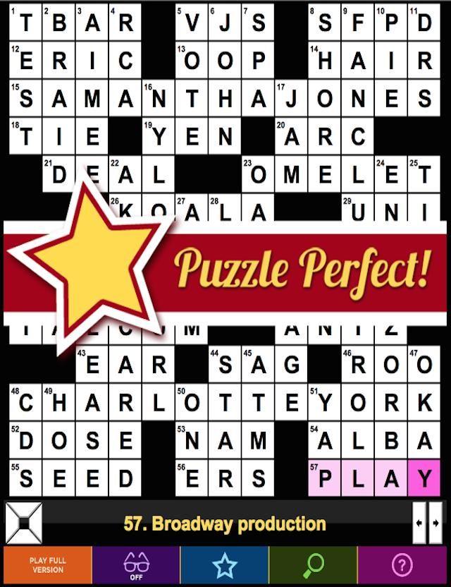 Website with lots of celebrity gossip crossword clue ...