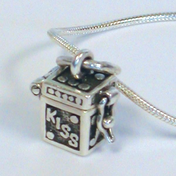 Princess Prayer Box Necklace