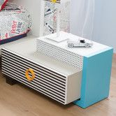 Found it at Wayfair.co.uk - Catalania Children's Bedside Table