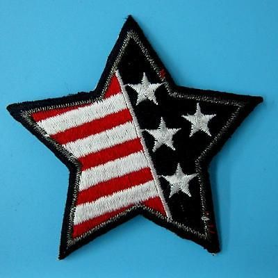 american flag iron on patch