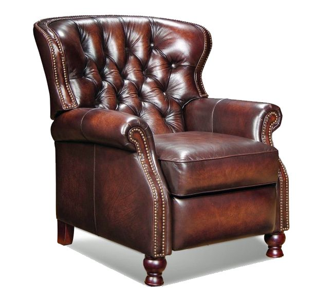 Laredo Brown Leather Dining Chair: 86 Best Recliner Images On Pinterest
