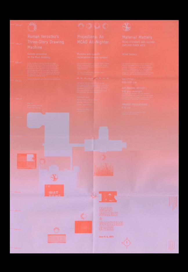 Material Matters + Northern Spark - Alexandra Roche