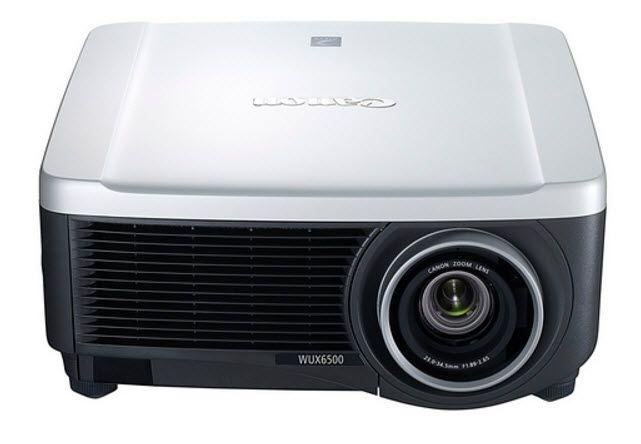 Canon представила проектор XEEDWUX6500 широкоугольный объектив дляпроекторов LX ипрезентер PR500-R