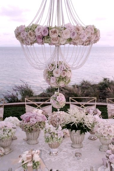 #Cocoscollections -Tablescape & Centerpiece Ideas.<3
