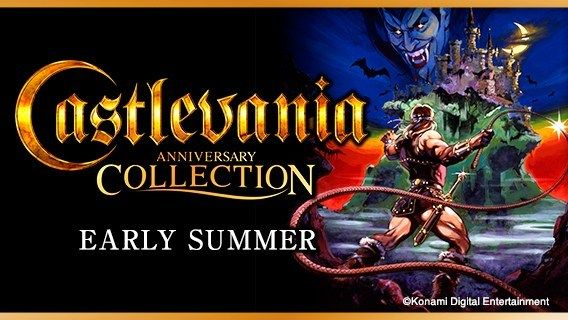 All right you gamers of the night the Castlevania