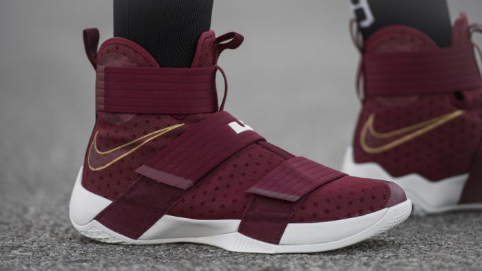 The Nike LeBron Zoom Soldier 10 Christ The King Arrives Later This Week