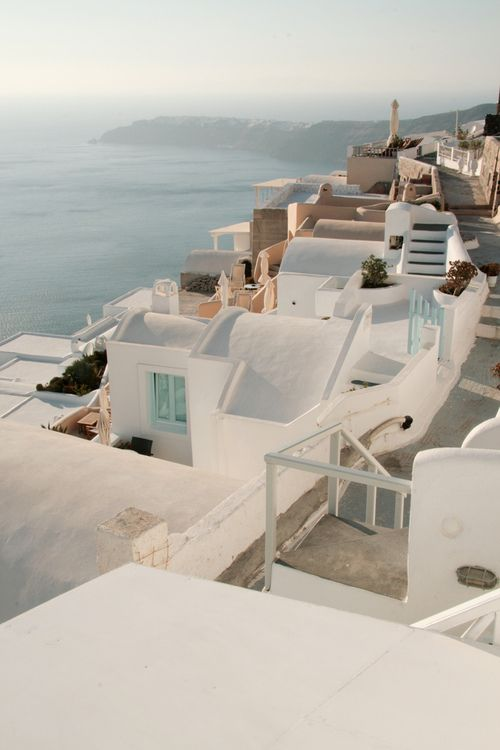 Santorini. Yes please!