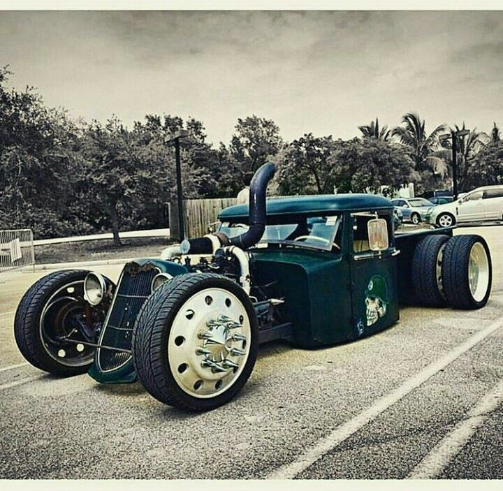 220 best Rat Rod Dually trucks images on Pinterest | Rat rods, Rats ...