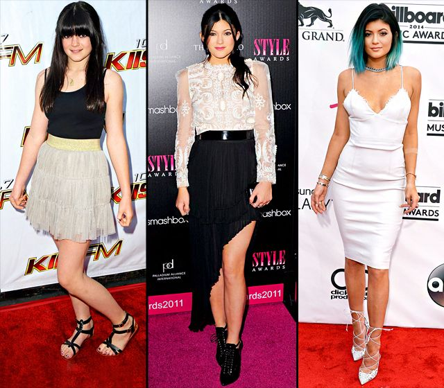 May 10, 2008 Photo - Kylie Jenner's Style Evolution - Us Weekly