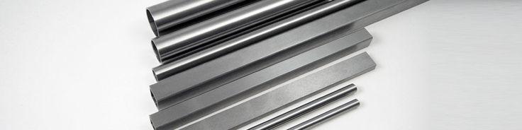 Tubi e barre in acciaio inox
