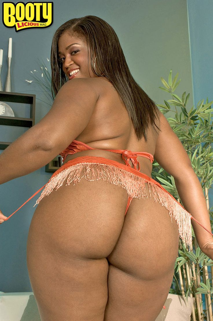 Big black bootylicious