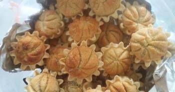 Knidlettes, gâteaux algériens