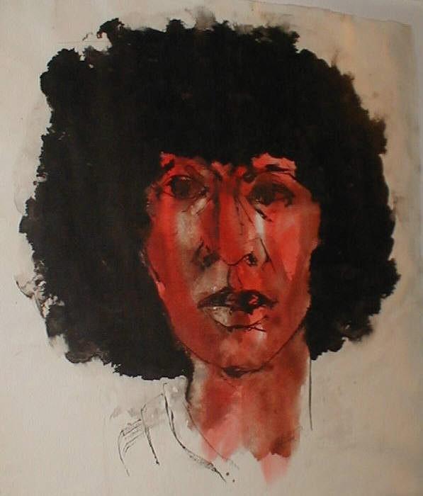 Charles Alston 1907 1977 Alston S Head Beautiful Art