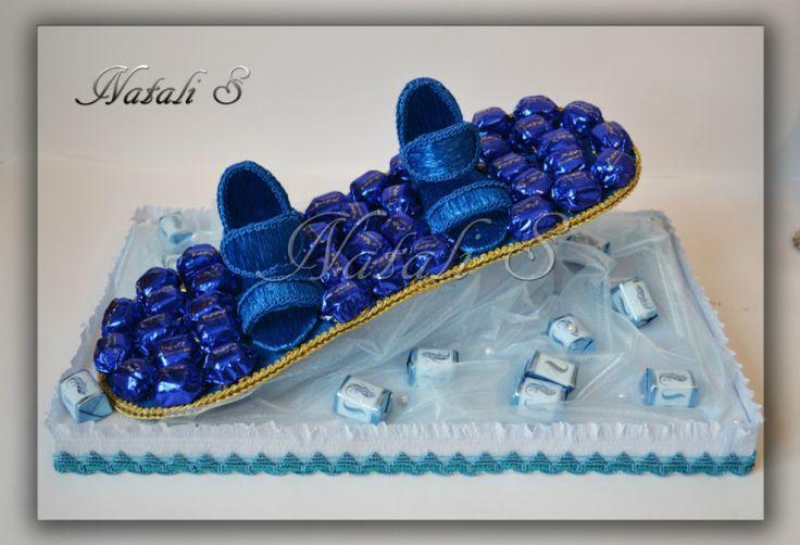 Gallery.ru / Фото #27 - Композиции из конфет - Natka-S