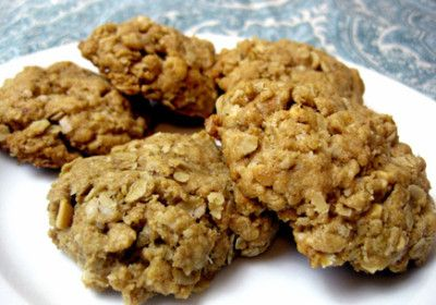 Delicious and Healthy Cookies with 2 Ingredients