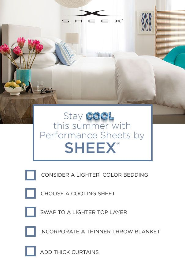 Sheex Performance Sheet Sets Are Designed To Create Ideal