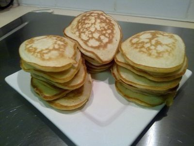 Easy Pikelets recipe