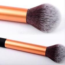 Pro Makeup Brush Soft Cosmetic Kabuki Face Nose Powder Blush Foundation Brushes