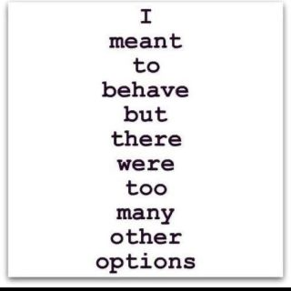 hahahahaha: Quotes, My Life, Funny Stuff, Meant, Humor, Things, Behave, Options