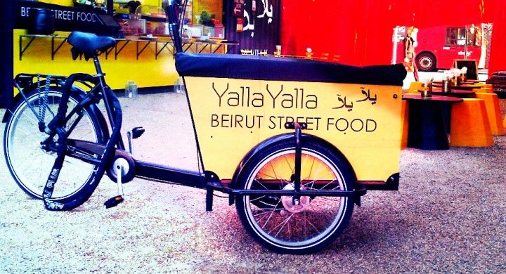Beirut Street Food