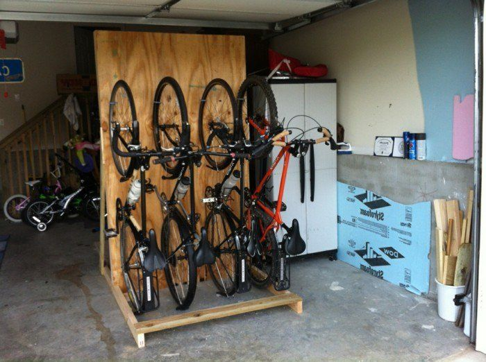 17 best ideas about garage velo on pinterest garage a velo rangement v lo garage and range velo. Black Bedroom Furniture Sets. Home Design Ideas