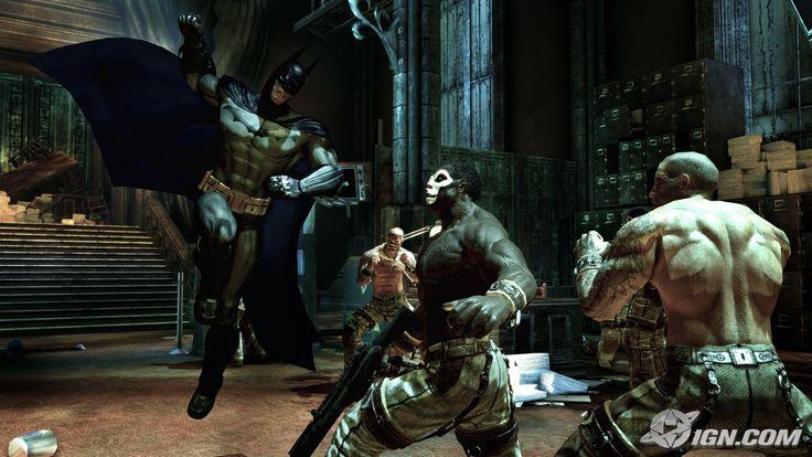 batman arkham asylum ps3 screenshot - Google zoeken