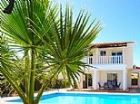 Holiday Villa in Coral Bay, Paphos, Cyprus CY4415 first options ave