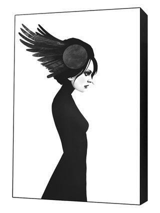 Amy by Ruben Ireland (Framed) by Eyes on Walls at Gilt
