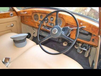 The British Royal family owned this stylish 1967 Phantom V formal 6 passenger limousine #VCI #vintagecars #classiccars