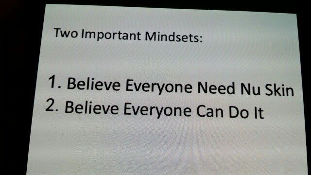 2importants mindset