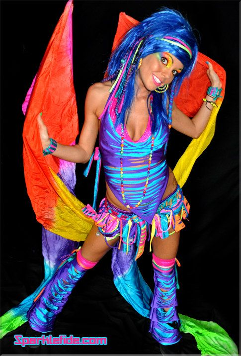 17 Best images about u2665 Rave Outfits u2665 on Pinterest | EDC Rave costumes and Festivals