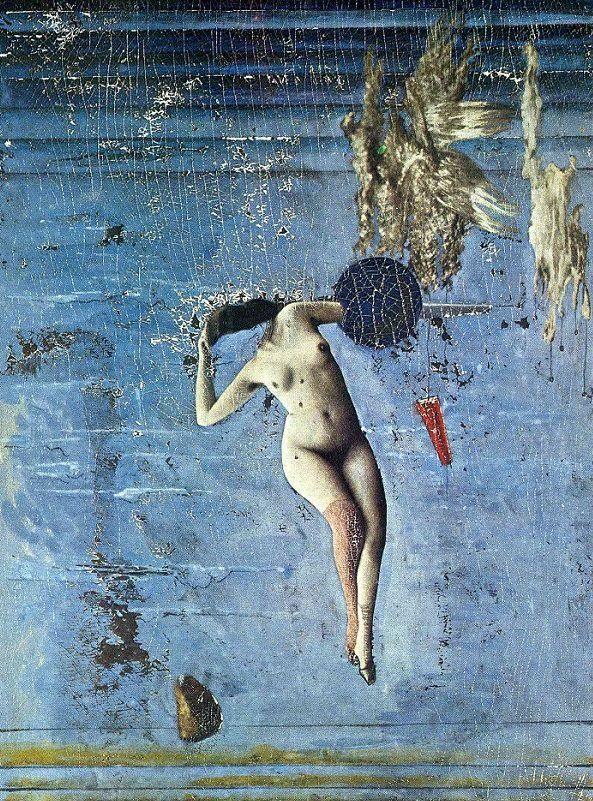Max Ernst - Pleiades