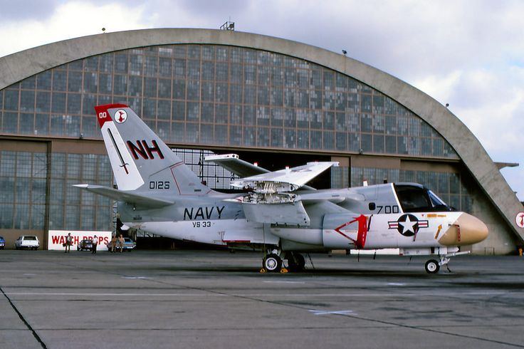 160126 / 700 NH S-3A. VS-33. NAS North Island, California. March 1976.