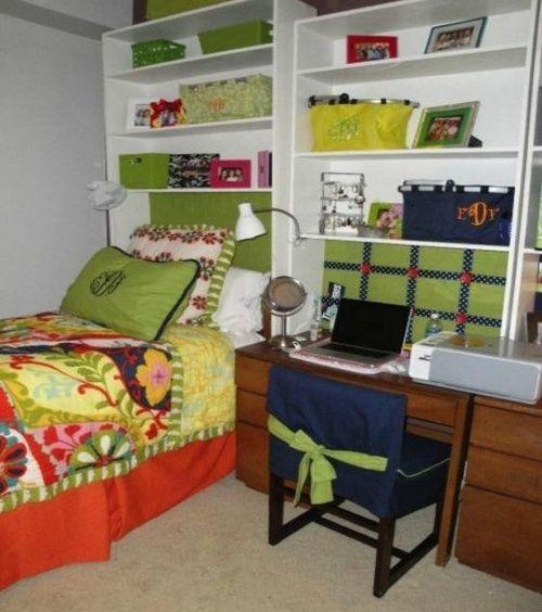 Decorating Ideas > 226 Best Images About Dorm Room Ideas On Pinterest  Dorm  ~ 233542_Dorm Room Shelf Ideas
