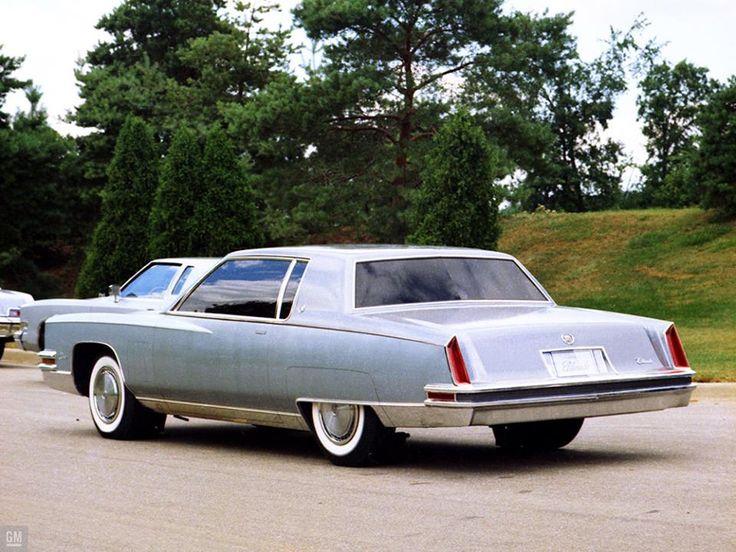 OG | 1979 Cadillac Eldorado Mk8 | Full-size clay model dated July 1974