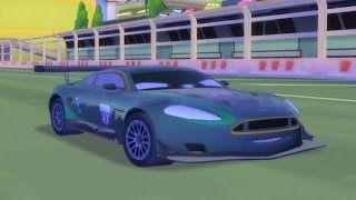 Disney Pixar Cars 2 Nigel Gearsley Gameplay HD - YouTube