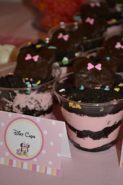 Minnie Mouse Birthday Party Ideas Mini Mouse Minis And Mice